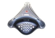 NEW Polycom VoiceStation 300 Conference Phone w/AC MPN # 2200-17910-001