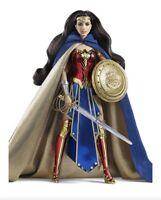 SDCC Comic Con Mattel Barbie Wonder Woman Gal Gadot DC Comics