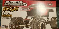 Redcat Racing Everest-10 1/10 Scale Electric Rock Crawler BLUE BARELY USED