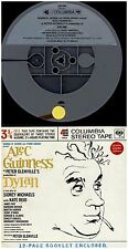 DYLAN Sir Alec Guinness Broadway Cast 3 3/4 STEREO 3 1/2 Hours REEL TO REEL TAPE