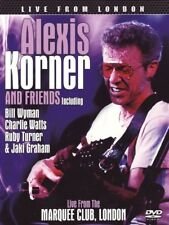 ALEXIS & FRIENDS KORNER - LIVE FROM LONDON  DVD NEW!