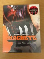 MACHETE KIMCHI DVD Steelbook Blu-Ray Full Slip limited Edition New Sealed