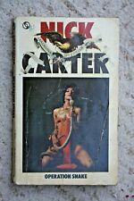 Operation Snake by Carter, Nick