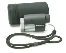 Minox Minoscope Ms 8x25 0.3m-Infinity. Pocket Monocular & Mini Telescope. Clean.