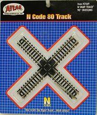 NIB N Atlas #2569 Code 80 90 Degree Crossing
