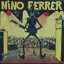 """Vinyle 45T Nino Ferrer """"Rock n' roll cow boy"""""""