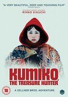 Kumiko, The Treasure Hunter [DVD] [2015][Region 2]