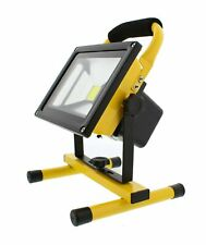Abn Rechargeable Led Work Light – 20W Cordless Shop Work Light with Charger A.