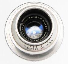 Som Berthiot 35mm f3.5 Cinor C mount  #571220