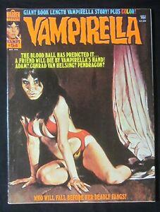 Vampirella #54 (Warren) FN/VF 7.0...Free U.S. shipping