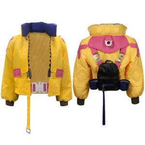 Valorant Killjoy Cosplay Costume Coat Bag Halloween Outfits Jakcet