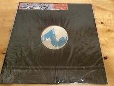 Iron Maiden - A Real Live One Green Limited Edition Promo Vinyl Record Rare