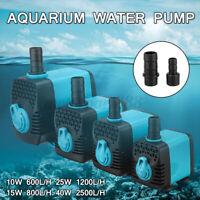 Aqua Water  Feature Tank Fountain Garden Fish Pond Aquarium Submersibl