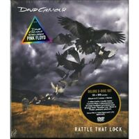DAVID GILMOUR Rattle That Lock CD/DVD BOX SET NEW Pink Floyd NTSC Region ALL