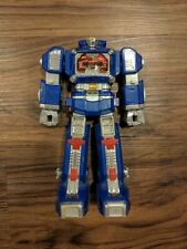 BANDAI Power Rangers Space Astro Megazord Figure Toy 1997 MMPR Robot Blue Red