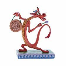 Disney Traditions Mulan 'Look Alive!' Mushu Figurine