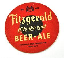 Fitzgerald bière Dessous-de-verre Dessous De Verre coaster USA