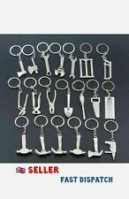 Cute Mini Tools Hardware Car Key Ring Chain 3D Keyfob Keychain Keyring  Gift new