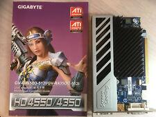 GV-455D3-512i ATI Radeon HD 4550 (512 MB) Grafikkarte
