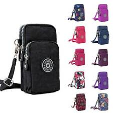 Mini Women Cross body Wallet Purse Coin Cell Phone Bag Mobile Pouch Shoulder Bag
