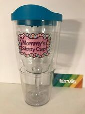 Mommy's Sippy Cup Wine Glass Tervis Tumbler