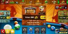 8 Ball Pool | 1 Billion coins | 50M Bonus Coins | Fast Delivery