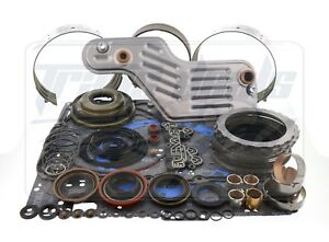 Fits Ford 5R55W 5R55S Transmission Car DLX Rebuild Kit 02-ON