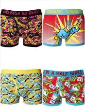 Disney Novelty, Cartoon Cotton Underwear for Men