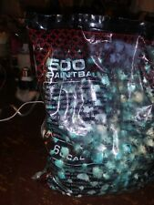 Paintballs balls - 500 cal 68 Peg Sealed Free Shipping U.s. Priority Mail