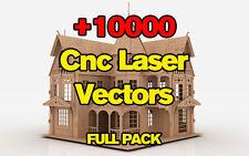 +10000 CNC Laser Vectors (Full Pack)