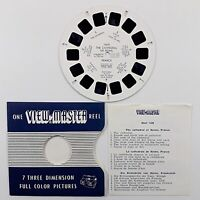 The Cathedral Of Reims - France - Vintage View-Master Single Reel Number 1409