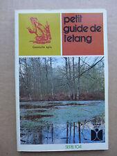 Geneviève & Paul-Henry Plantain - Petit guide de l'étang