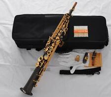 beginner soprano saxophones for sale ebay. Black Bedroom Furniture Sets. Home Design Ideas