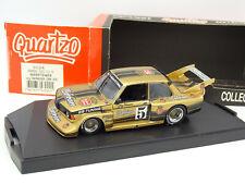 Quartzo 1/43 - BMW 320 i Gr5 DRM 1978 Warsteiner