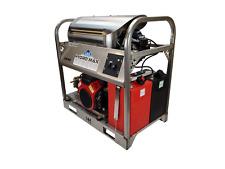 Hotcold Water Pressure Washer 8gpm4000psi Honda Gx690 Engine Belt Drive