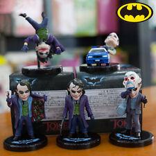 5 Batman The Joker Phone Strap Action Figure Kid Figurines Toy Cake Topper Decor