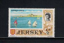 Jersey 7 - Elizabeth Castle. Single. MNH. #02 JERS7