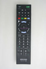 Remote Control For Sony KDL-32HX759 KDL-46HX853 KDL-55HX955 KDL-40HX750 TV