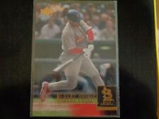 2001 UD Upper Deck Albert Pujols RC St. Louis Cardinals Angels #295 Baseball
