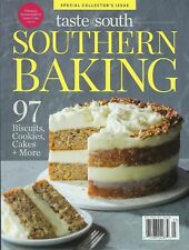 Taste of the South Southern Baking Recipes 97 Biscuits Cookies Cake NEW Magazine