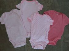 4 Piece Body Suit Set Mixed Lot / 3 are 3 mo and 1 is 0-3 mo / all are BNWOT
