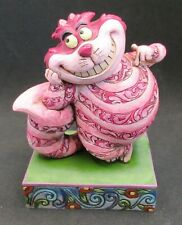"Disney Showcase Cheshire Cat ""Mischievous Me"", Alice in Wonderland, Jim Shore"