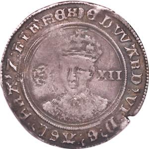 1551 Shilling Edward VI