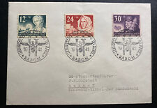 1941 Radom Germany GG cover To KZ SS Guard In Buchenwald Concentration Camp