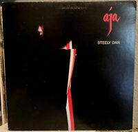 "STEELY DAN - Aja (AA-1006) 12"" Vinyl Record LP - EX"