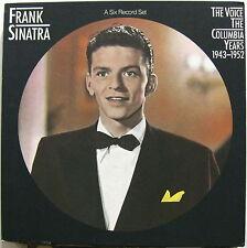 FRANK SINATRA The Voice 1943-1952 LP Box Set 1986 MONO Original Recordings