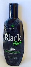 Hempz Black Viper 20X Dark Black Bronzer Indoor Tanning Bed Lotion