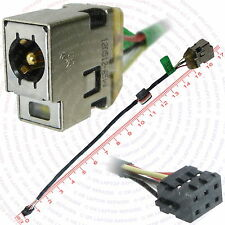 HP Envy 4-1207TU DC Jack Socket w/ Harness Cable Connector