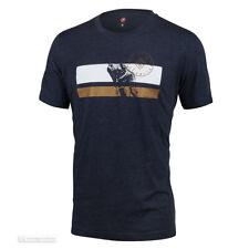 Castelli IL CAMPIONISSIMO Fausto Coppi Tribute T-Shirt : MIDNIGHT BLUE