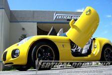 Pontiac Solstice 06-09 Lambo Style Vertical Doors VDI Bolt On Hinge Kit